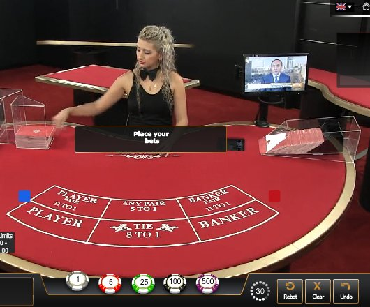 live dealers casino no deposit bonus